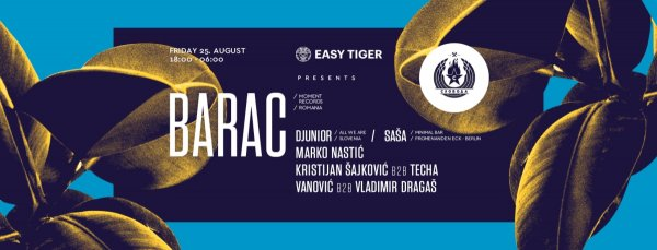 Easy Tiger party serijal - opet na Slobodi