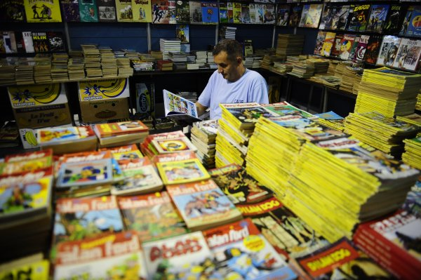 Osniva se Centar za umetnost stripa