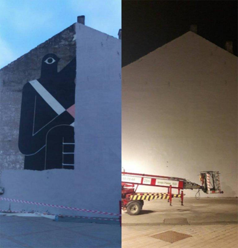 Kaleidoskop ko je prekre io remedov mural for Mural u vukovarskoj ulici