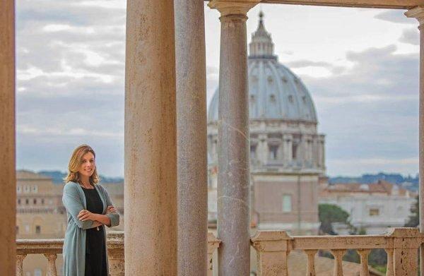Prva žena na čelu Vatikanskih muzeja