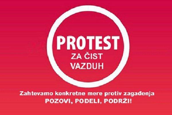 Protest za čist vazduh!