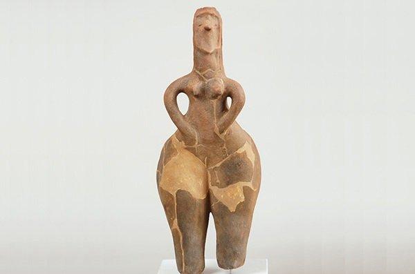 Narodni muzej dobija Crvenokosu boginju