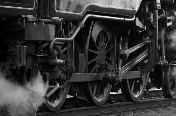 Ukradena lokomotiva iz 1864!