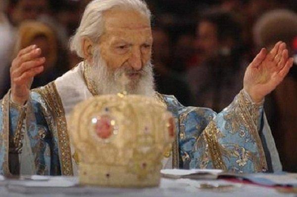 Patrijarh Pavle:  Anđeo našeg neba
