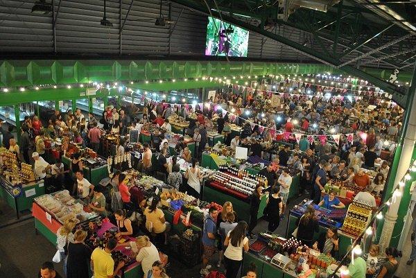 Beogradski Noćni Market u Bloku 44