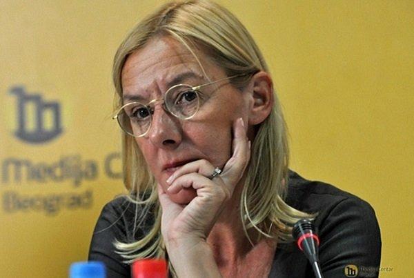 Olja Bećković o upadu u bolničku sobu