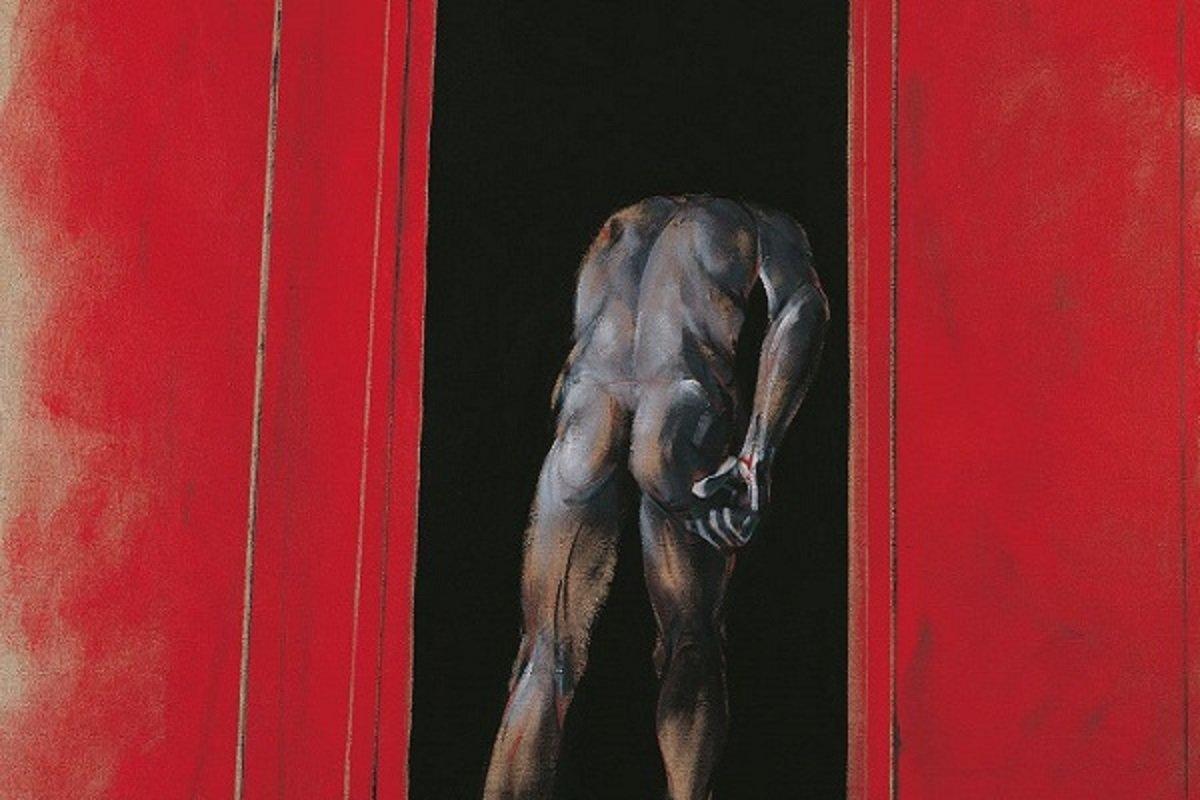 Izložba priređena na svih pet nivoa Muzeja obuhvata preko sto radova Vladimira Veličkovića realizovanih u medijima slike i crteža.