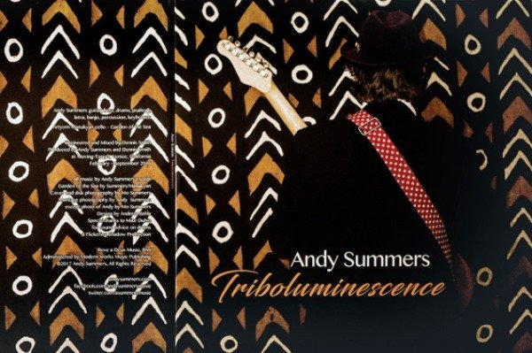 Andy Summers: Tajna benda The Police