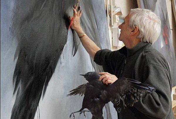 Odlazak velikog slikara Vlade Veličkovića